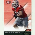 2011 Absolute Memorabilia Retail Football #067 Braylon Edwards - San Francisco 49ers