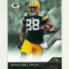 2011 Absolute Memorabilia Retail Football #040 Jermichael Finley - Green Bay Packers