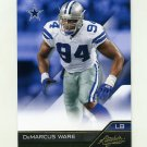 2011 Absolute Memorabilia Retail Football #028 DeMarcus Ware - Dallas Cowboys