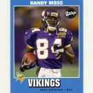 2001 Upper Deck Vintage Football #092 Randy Moss - Minnesota Vikings