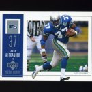 2002 UD Piece Of History Football #088 Shaun Alexander - Seattle Seahawks