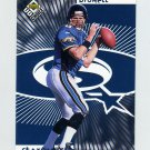 1998 UD Choice Starquest Football #18 Mark Brunell - Jacksonville Jaguars