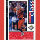 1998 UD Choice Football #211 Anthony Simmons RC - Seattle Seahawks