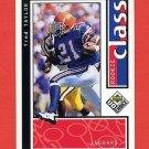 1998 UD Choice Football #204 Fred Taylor RC - Jacksonville Jaguars