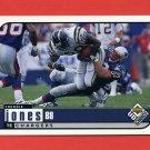 1998 UD Choice Football #159 Freddie Jones - San Diego Chargers
