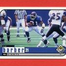 1998 UD Choice Football #119 Tiki Barber - New York Giants