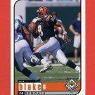 1998 UD Choice Football #039 Jeff Blake - Cincinnati Bengals
