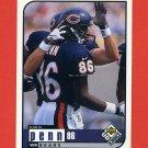 1998 UD Choice Football #037 Chris Penn  - Chicago Bears