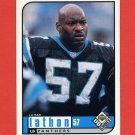 1998 UD Choice Football #030 Lamar Lathon - Carolina Panthers
