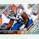 2009 Upper Deck Draft Edition Football #111 Jason Watkins RC - Florida