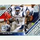 2009 Upper Deck Draft Edition Football #106 Darius Butler RC - Connecticut