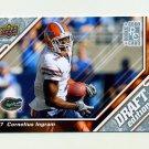 2009 Upper Deck Draft Edition Football #034 Cornelius Ingram RC - Florida