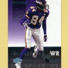 2002 Upper Deck Ovation Football #047 Randy Moss - Minnesota Vikings