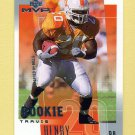 2001 Upper Deck MVP Football #301 Travis Henry RC - Buffalo Bills