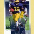 2001 Upper Deck MVP Football #299 Anthony Thomas RC - Chicago Bears