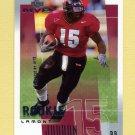 2001 Upper Deck MVP Football #297 LaMont Jordan RC - New York Jets