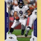 2008 Upper Deck Draft Edition Football #109 Steve McNair - Baltimore Ravens