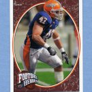 2008 Upper Deck Heroes Football #156 J. Leman RC - Illinois