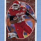 2008 Upper Deck Heroes Football #144 Felix Jones RC - Arkansas
