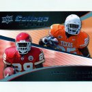2008 Upper Deck College To Pros Football #CP6 Jamaal Charles - Kansas City Chiefs