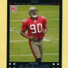 2007 Topps Football #351 Gaines Adams RC - Tampa Bay Buccaneers