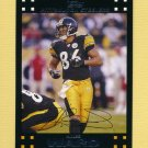 2007 Topps Football #174 Hines Ward - Pittsburgh Steelers