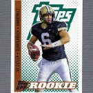 2007 Topps Draft Picks and Prospects Class of 2006 Unsigned #173 Jay Cutler - Vanderbilt