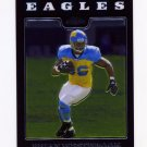2008 Topps Chrome Football #TC043 Brian Westbrook - Philadelphia Eagles