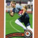 2011 Topps Football #425 Jordan Cameron RC - Cleveland Browns