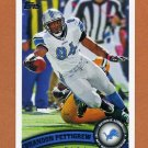2011 Topps Football #105 Brandon Pettigrew - Detroit Lions
