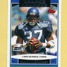 2006 Topps Football #279 Shaun Alexander LL - Seattle Seahawks