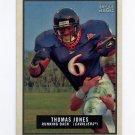 2009 Topps Magic Football #173 Thomas Jones - University of Virginia