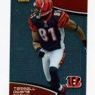 2011 Finest Football #071 Terrell Owens - Cincinnati Bengals
