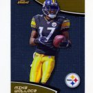 2011 Finest Football #004 Mike Wallace - Pittsburgh Steelers
