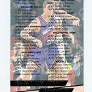 1993-94 Ultra Basketball #374 Checklist