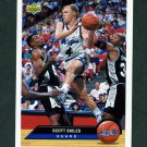 1992-93 Upper Deck McDonald's Basketball #P29 Scott Skiles - Orlando Magic