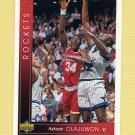 1993-94 Upper Deck Basketball #287 Hakeem Olajuwon - Houston Rockets