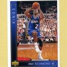 1993-94 Upper Deck Basketball #064 Mitch Richmond - Sacramento Kings