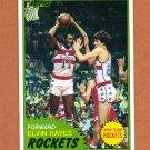 1981-82 Topps Basketball #042 Elvin Hayes - Houston Rockets ExMt