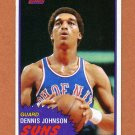 1981-82 Topps Basketball #034 Dennis Johnson - Phoenix Suns EX