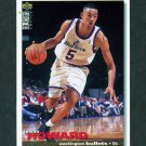 1995-96 Collector's Choice Basketball #038 Juwan Howard - Washington Bullets