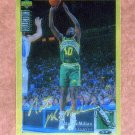 1994-95 Collector's Choice Basketball Gold Signature #147 Nate McMillan - Seattle Supersonics