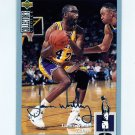1994-95 Collector's Choice Basketball Silver Signature #142 James Worthy - Los Angeles Lakers