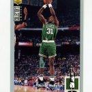 1994-95 Collector's Choice Basketball Silver Signature #131 Xavier McDaniel - Boston Celtics