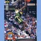1994-95 Collector's Choice Basketball #190 Shawn Kemp TO - Seattle Supersonics