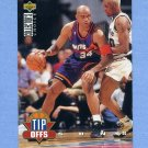 1994-95 Collector's Choice Basketball #186 Charles Barkley TO - Phoenix Suns