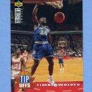 1994-95 Collector's Choice Basketball #181 Isaiah Rider TO - Minnesota Timberwolves