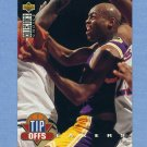 1994-95 Collector's Choice Basketball #178 Nick Van Exel TO - Los Angeles Lakers