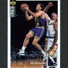 1994-95 Collector's Choice Basketball #014 Jeff Hornacek - Utah Jazz