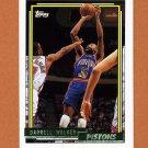 1992-93 Topps Gold Basketball #194G Darrell Walker - Detroit Pistons
